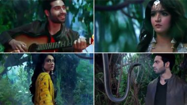Naagin 4 Promo: Nia Sharma, Jasmin Bhasin and Vijayendra Kumeria's Supernatural Show Starts From 14 December