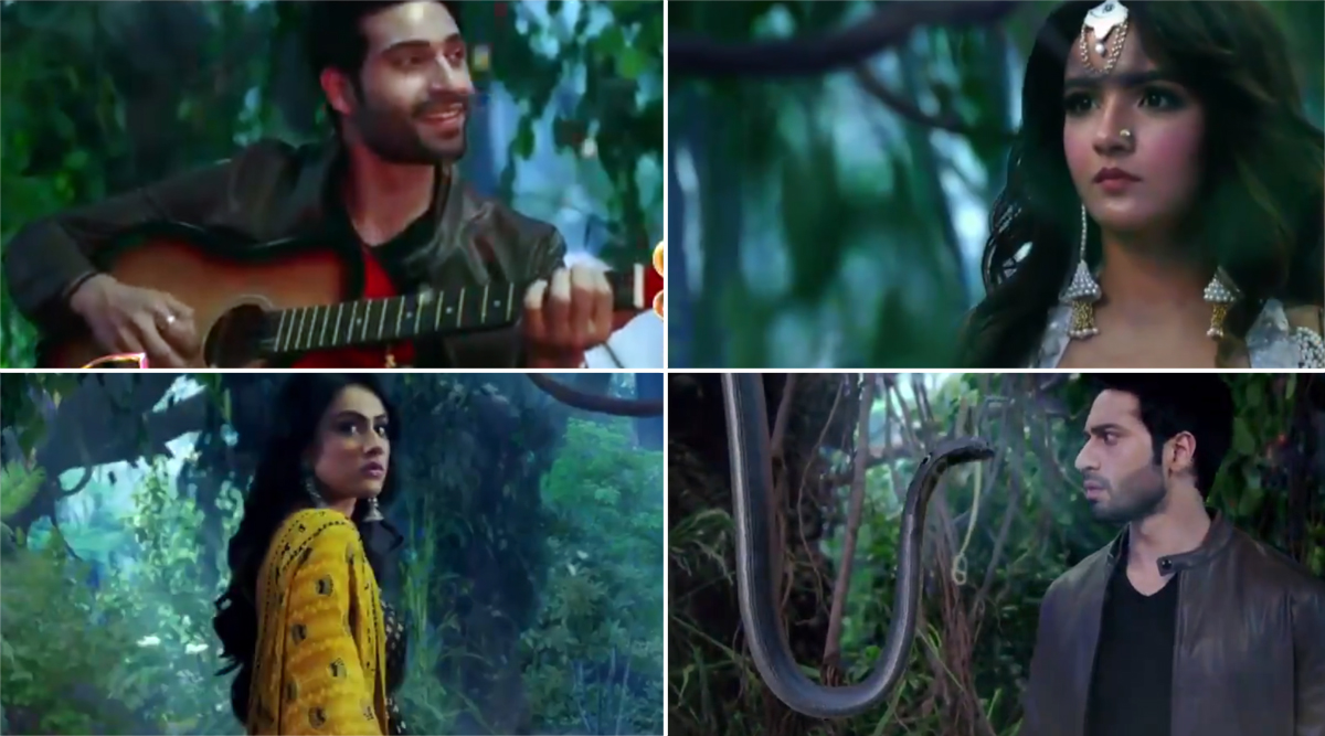 Naagin 4 Promo: Nia Sharma, Jasmin Bhasin and Vijayendra Kumeria's Supernatural Show Starts From 14 December