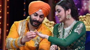 Nach Baliye 9: Shraddha Arya Squashes Rumours Of Being Engaged To Alam Makkar, Says 'It Was Simply An Act'