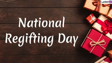 National Regifting Day 2019 Date: History And Significance of The Day Meant To Gift an Already Received Present in United States
