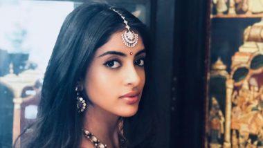 Navya Naveli Nanda Turns 22! Shweta Bachchan-Nanda and Abhishek Bachchan Post Adorable Birthday Wishes For Her