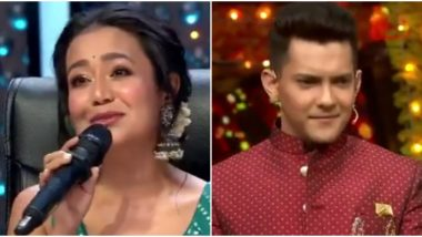 Indian Idol 11: Neha Kakkar Sings Channa Mereya For Ex-Boyfriend, Aditya Narayan Tells Her Ex 'Isme Tera Ghata, Inka Kuch Nahi Jaata' (Watch Video)