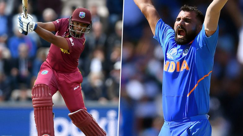 India vs West Indies 3rd ODI 2019: Nicholas Pooran vs Mohammed Shami and Other Exciting Mini Battles to Watch Out for in Cuttack