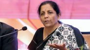 Onion Conundrum: FM Nirmala Sitharaman Blames Rain and Flooding For Price Hike, Says Govt Taking Steps to Import Onion Soon