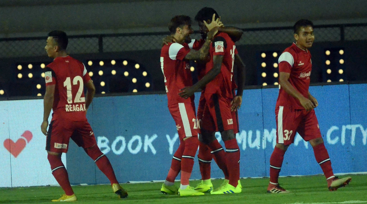NorthEast United FC vs Hyderabad FC, ISL 2019–20 Live Streaming on Hotstar: Check Live Football Score, Watch Free Telecast of NEUFC vs HYD in Indian Super League 6 on TV and Online