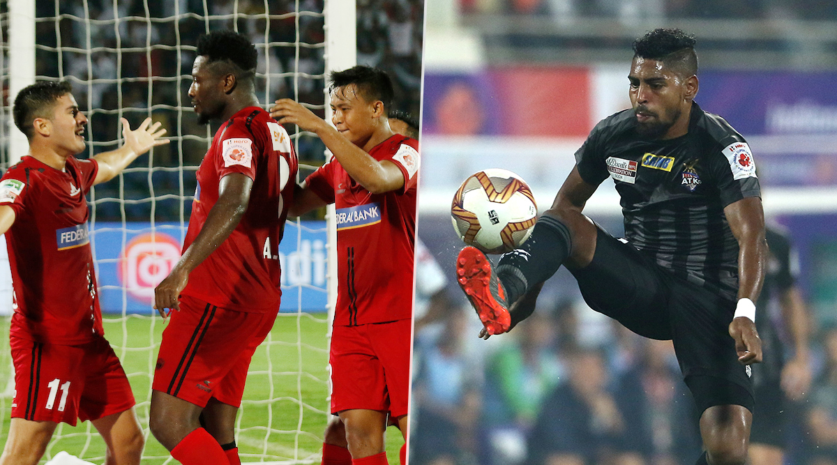 NEUFC vs ATK Head-to-Head Record: Ahead of ISL 2019 Clash, Here Are Match Results of NorthEast United FC vs ATK Last 5 Encounters in Indian Super League