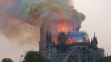 Notre Dame De Paris Will Not Host Christmas Midnight Mass for First Time in 200 Years As Rebuilding of Fire-Ravaged Cathedral Slowly Progresses
