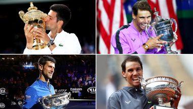 Year Ender 2019 in Tennis: From Novak Djokovic's Dominance to Rafael Nadal's Resurgence and Roger Federer's Despair, a Lookback at Year's Grand Slams in Men's Singles