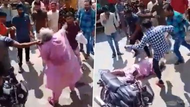 Anti-CAA Stir: Meghalaya Governor Tathagata Roy Shares Old Video From Rajasthan Giving it Communal Angle; Here's the Truth About The Footage