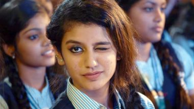 Love Hackers: Priya Prakash Varrier Starts Shooting for the 2nd Schedule of Her Bollywood Film