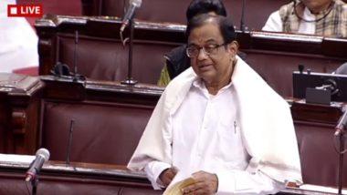 Citizenship Amendment Bill Debate: 'Law to Advance Hindutva Agenda, Supreme Court Will Strike it Off', Says P Chidambaram