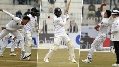 Pakistan vs Sri Lanka Live Cricket Score, 1st Test 2019, Day 4: Get Latest Match Scorecard and Ball-by-Ball Commentary Details for PAK vs SL 1st Test From Rawalpindi