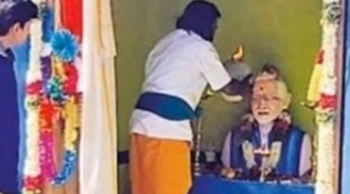 'NaMo Temple' in Tamil Nadu: Tiruchirappalli BJP Supporter Builds Temple Dedicated to PM Narendra Modi
