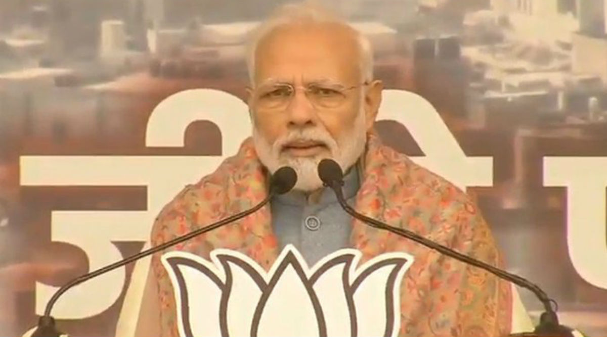 PM Narendra Modi's Interaction With Varanasi People Live Streaming: Watch Prime Minister Speaking With Citizens First Time Amid Countrywide Lockdown Over Coronavirus Outbreak