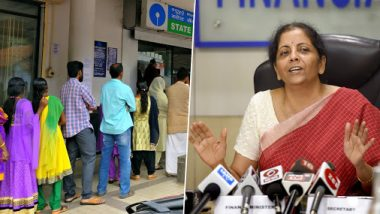 Public Sector Banks Disbursed Rs 2.39 Lakh Crore Credit in November, MSMEs, Farmers Benefited Through 'Loan Melas': Nirmala Sitharaman