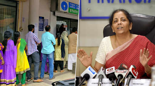 Public Sector Banks Disbursed Rs 2.39 Lakh Crore Credit in November, MSMEs, Farmers Benefited Through 'Loan Melas': Nirmala Sitharaman