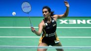 PV Sindhu at Tokyo Olympics 2020, Badminton Live Streaming Online: Know TV Channel & Telecast Details for Women's Singles Group Play Stage Qualification Coverage