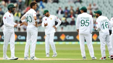 How To Watch Pakistan vs West Indies 1st Test 2021, Live Streaming Online in India? Get Free Live Telecast Of PAK vs WI Cricket Match On PTV Sports