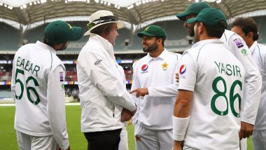 Pakistan vs Sri Lanka, 1st Test Match 2019 Day 4 Live Streaming on PTV Sports & Sony Liv: How to Watch Free Live Telecast of PAK vs SL on TV & Online in India