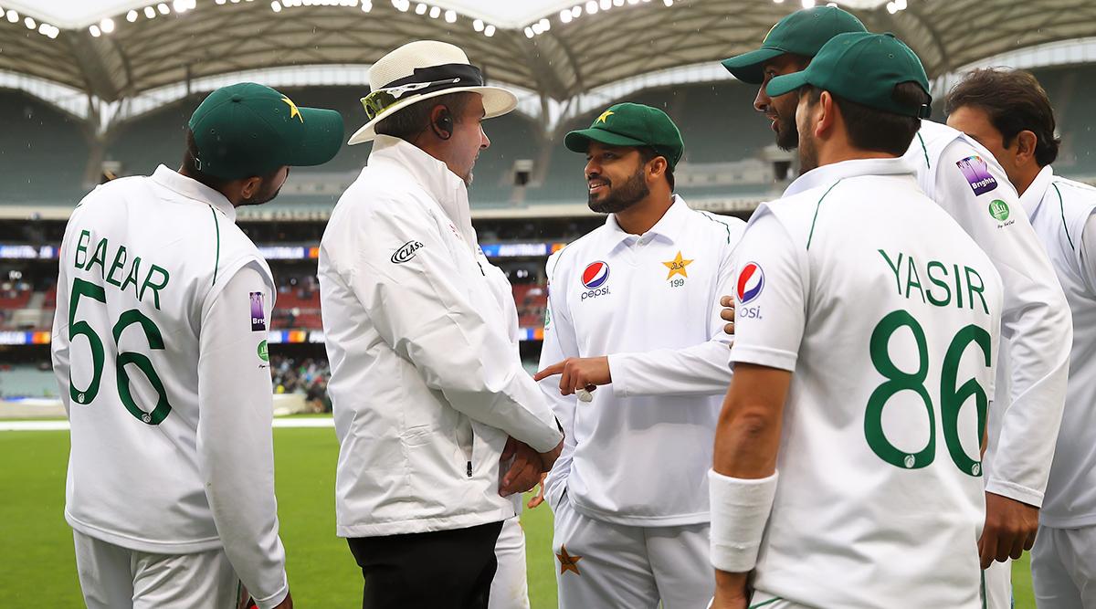 Pakistan vs Sri Lanka, 1st Test Match 2019 Day 4 Live Streaming on PTV Sports & Sony Liv: How to Watch Free Live Telecast of PAK vs SL on TV & Online in India