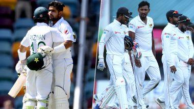 Pakistan vs Sri Lanka Head-to-Head Record in Tests: Ahead of 2nd Test Match in Karachi, Here're Match Results of Last 5 PAK vs SL Encounters in the Longest Format