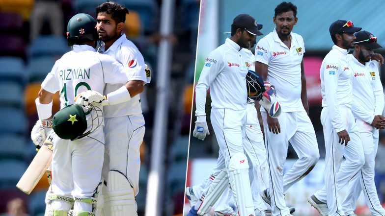 Pakistan vs Sri Lanka Head-to-Head Record in Tests: Ahead of 2nd Test Match in Karachi, Here're Match Results of Last 5 PAK vs SL Encounters in the Longest Format