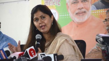 Pankaja Munde Denies Any Rift With Devendra Fadnavis, to Hold Hunger Strike on January 27 to Draw BJP's Attention Towards Marathwada