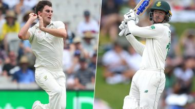 Cricket Week Recap: From Pat Cummins' Five-Wicket Haul to Quinton de Kock's Match-Winning Knock, A Look at Finest Individual Performances