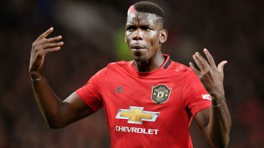 George Floyd's Death in US: Paul Pogba, Manchester United's Central Midfielder, Voices His Anger; Urges Everyone to Speak Out