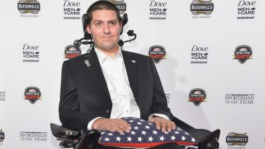 US Athlete Pete Frates, Who Inspired 'Ice Bucket Challenge' Dies at 34