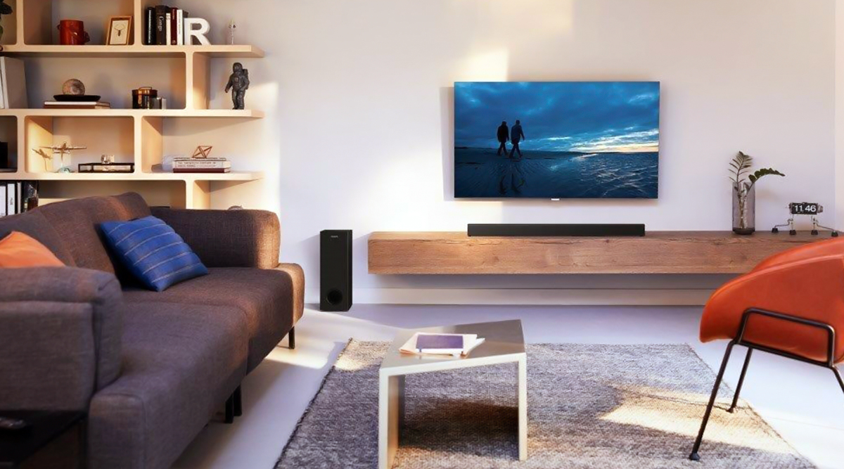 Philips Launches Two New Soundbars in India From Rs 18,990: Report