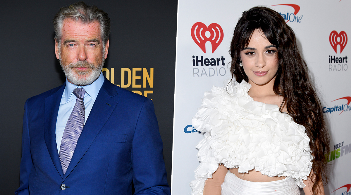 Pierce Brosnan Roped In to Play the King in Camila Cabello's Live-Action Cinderella Movie