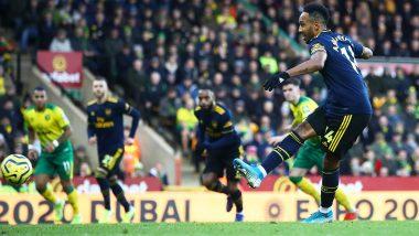 Pierre-Emerick Aubameyang Transfer News Update: Boss Mikel Arteta Hopes to Keep Gabonese Striker at Arsenal Amid Barcelona Interest