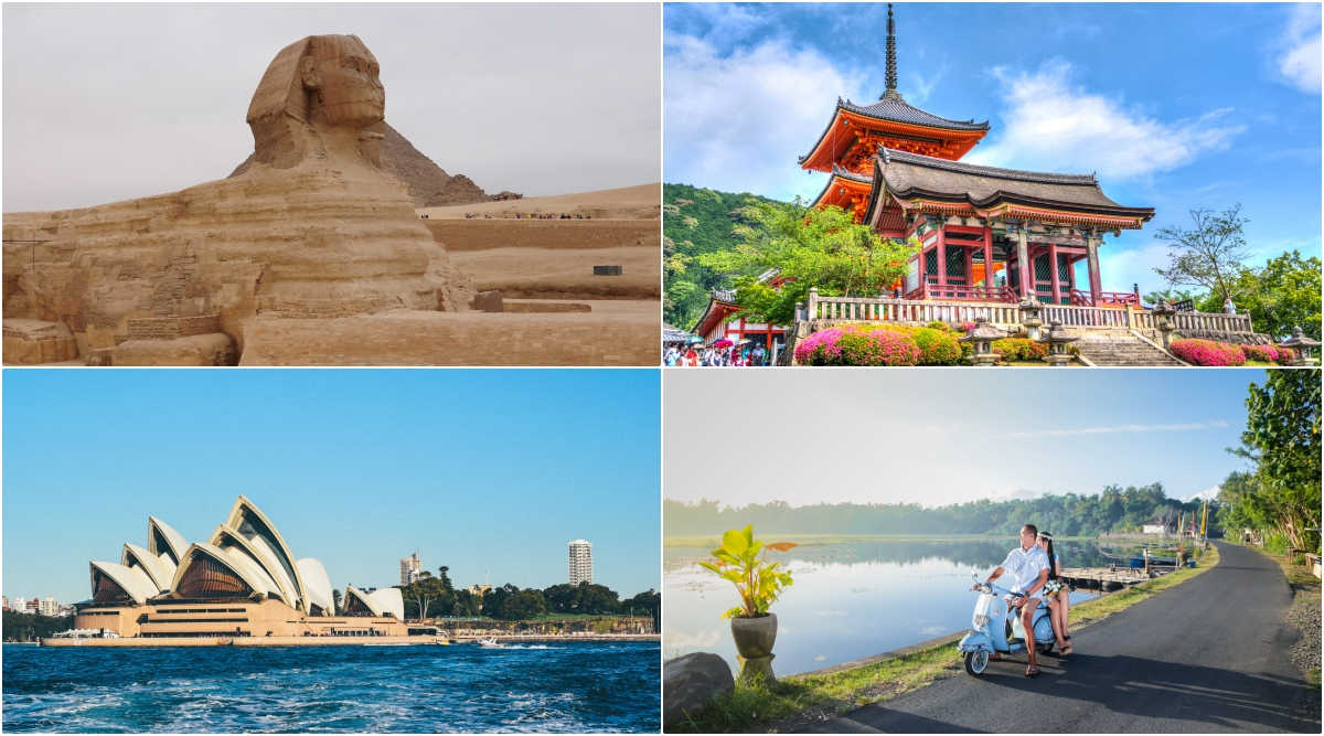 Best Travel Destinations to Visit in 2020: Mark Your New Year Travel Calendar With These Global Spots