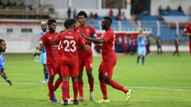 Churchill Brothers 3-0 Minerva Punjab FC, I-League 2019-20 Result: Lalkhawpuimawia Brace Gives Red Machines Perfect Start