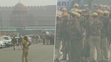 Citizenship Amendment Act Protests in Delhi: Section 144 Imposed Near Red Fort, 14 Metro Stations Shut