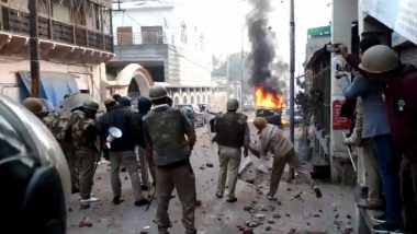 Anti-CAA Stir: Bijnor Court Trashes UP Police Claim of Firing by Protesters and Bullet Injuries to Cops