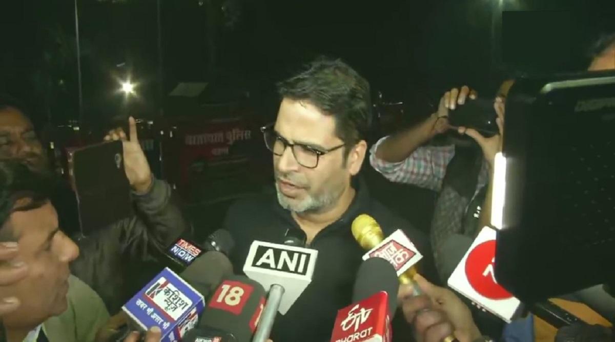 Prashant Kishor Meets Nitish Kumar, Says Bihar CM 'Not in Favour of NRC', Considers CAB 'Discriminatory'