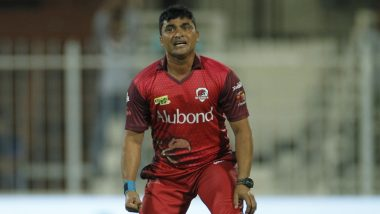 Pravin Tambe, 48, Ineligible To Play For Kolkata Knight Riders in IPL 2020 After Having Featured in T10 League: Report