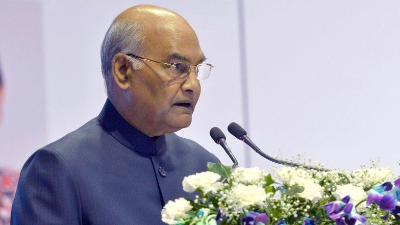 President Ram Nath Kovind Promulgates Essential Commodities (Amendment) Ordinance Act. 2020