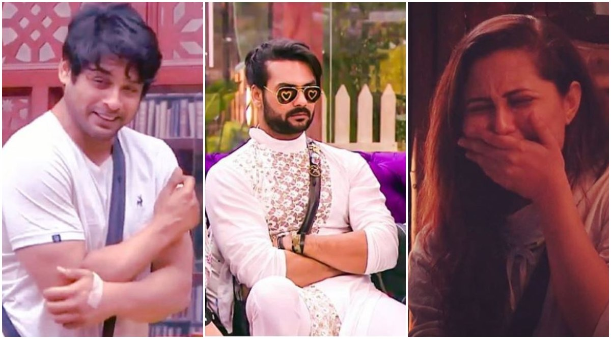 Bigg Boss 13 Day 68 Preview: Sidharth Shukla Gets Hospitalised; Vishal Aditya Singh's Comments on Rashami Desai- Sidharth's Steamy Scene Irk The Actress (Watch Video)