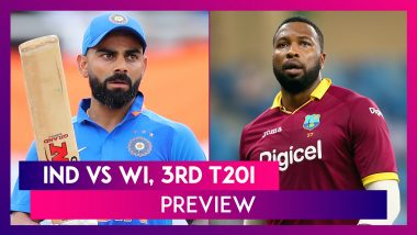 India vs West Indies, 3rd T20I at Mumbai: Exciting Series Decider In Prospect