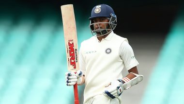 Prithvi Shaw Scores Century on First-Class Return for Mumbai Against Baroda in Ranji Trophy 2019-20