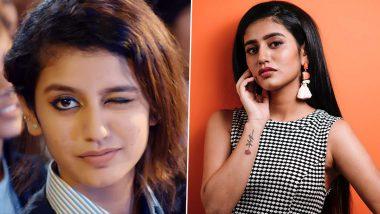 Priya Prakash Varrier aka Wink Girl Deactivates Her Instagram Account