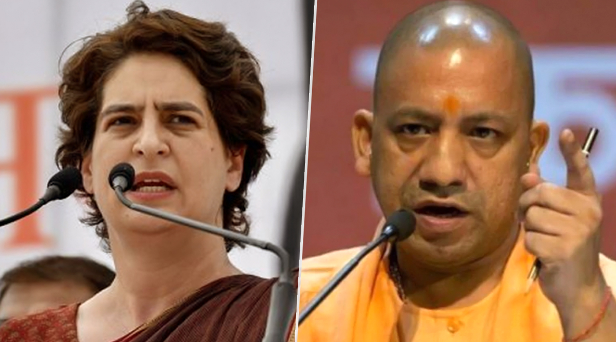 Priyanka Gandhi Hits Out at UP CM Yogi Adityanath: 'Unnao Witnessed 90 Rapes in Last 11 Months, Is Govt Protecting The Accused?'