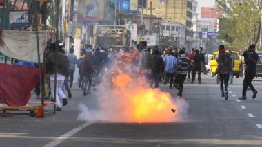 Curfew in Guwahati Extended Indefinitely as Protests Against Citizenship Amendment Bill Turn Violent