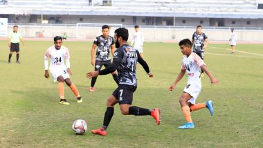 I-League 2019–20 Result: Punjab FC Register 1–0 Win Over Indian Arrows