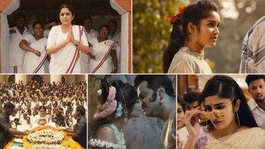 Queen Trailer: Ramya Krishnan Seems Like a Perfect Choice to Step into Jayalalithaa's Shoes (Watch Video)