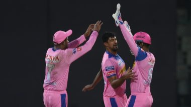 Rajasthan Royals Team in IPL 2020: Names of Players Bought by RR in Auctions and Their Prices, Check Full Squad of Steve Smith-Led Team