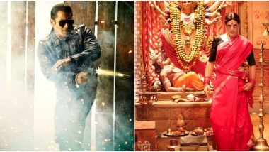 Salman Khan Finally Reacts To Radhe: The Most Wanted Cop Vs Akshay Kumar's Laxmmi Bomb Clash!